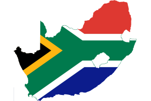 south_africa_flag_map